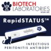 RapidSTATUS test Feline Infectious Peritonitis Antibody